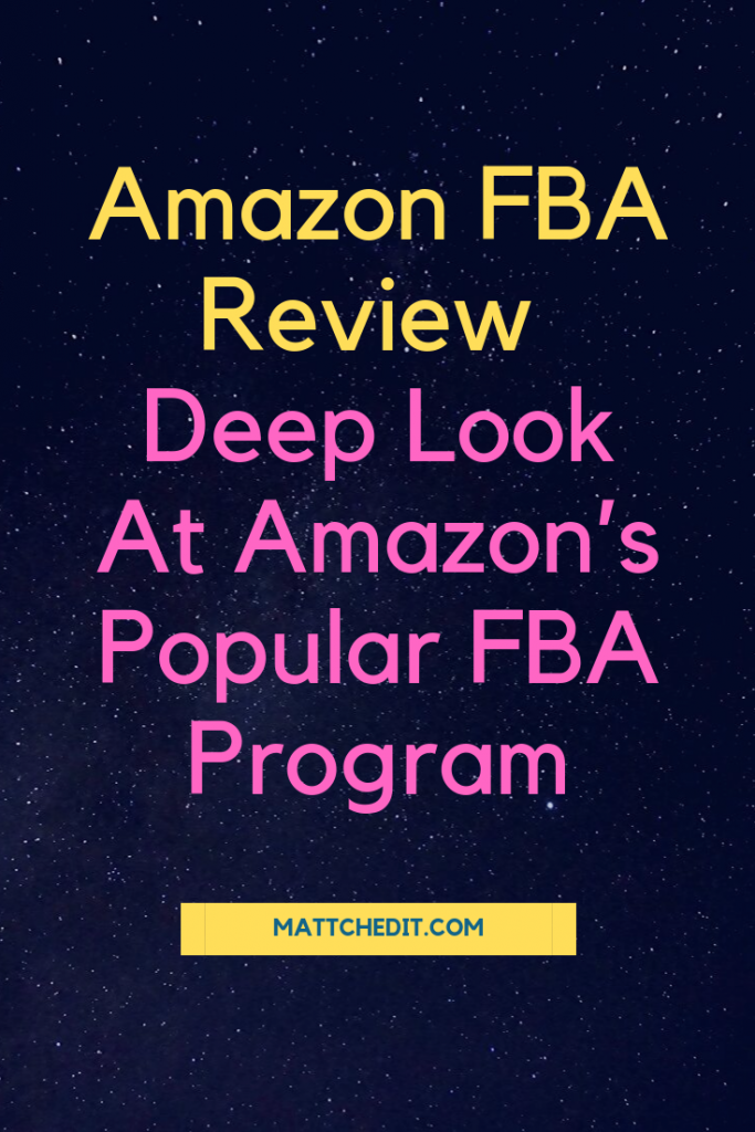 Amazon FBA Review