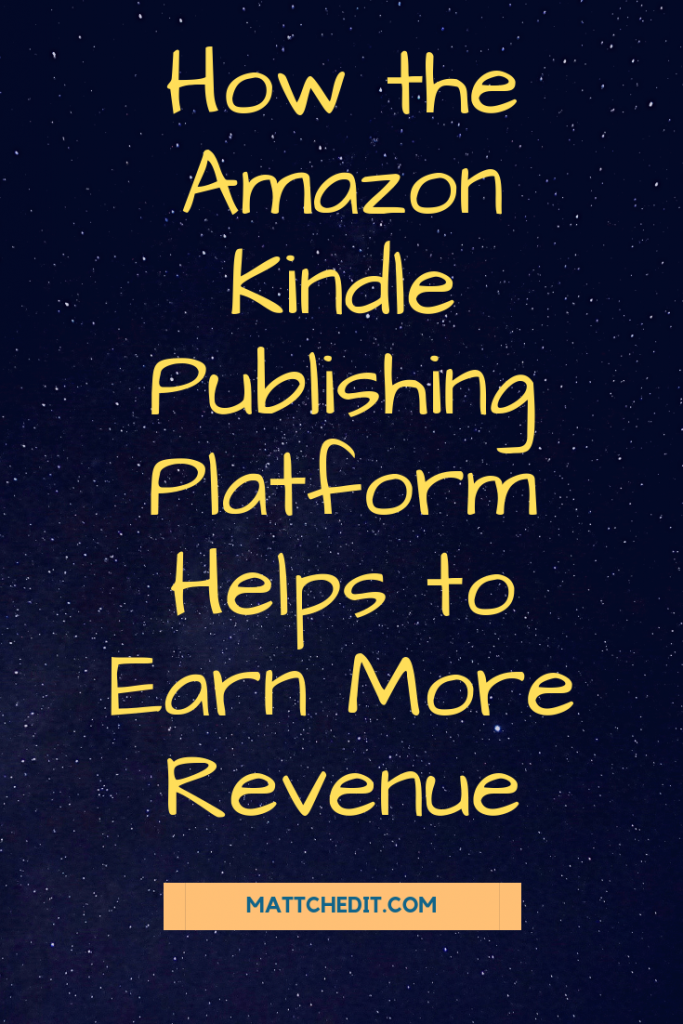 Amazon Kindle Revenue