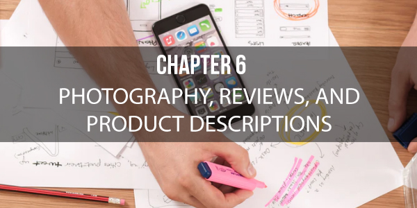 Amazon Photography and Product Descriptions