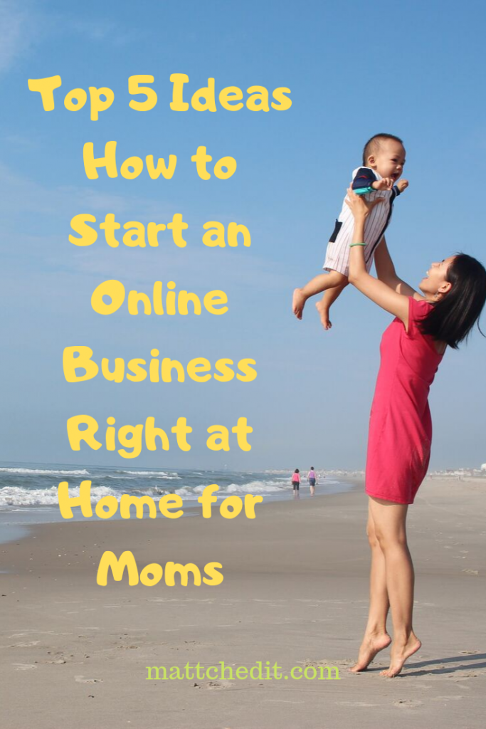 Online Business for Moms