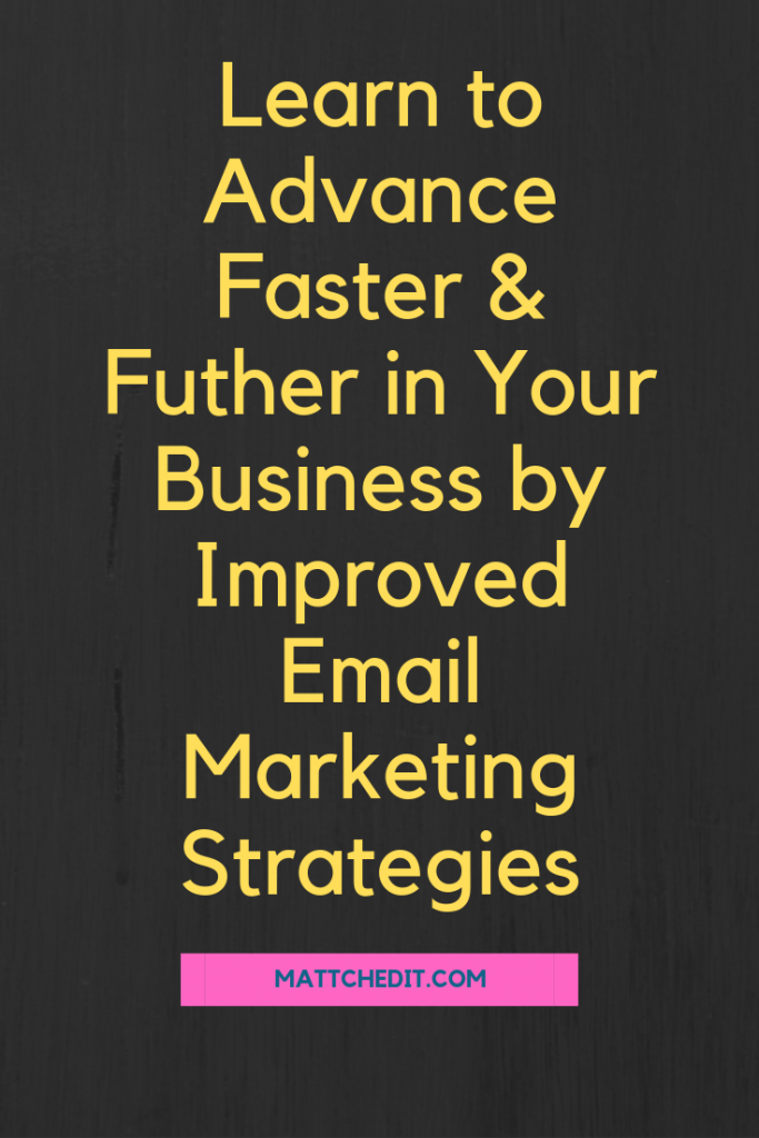 Improved Email Marketing