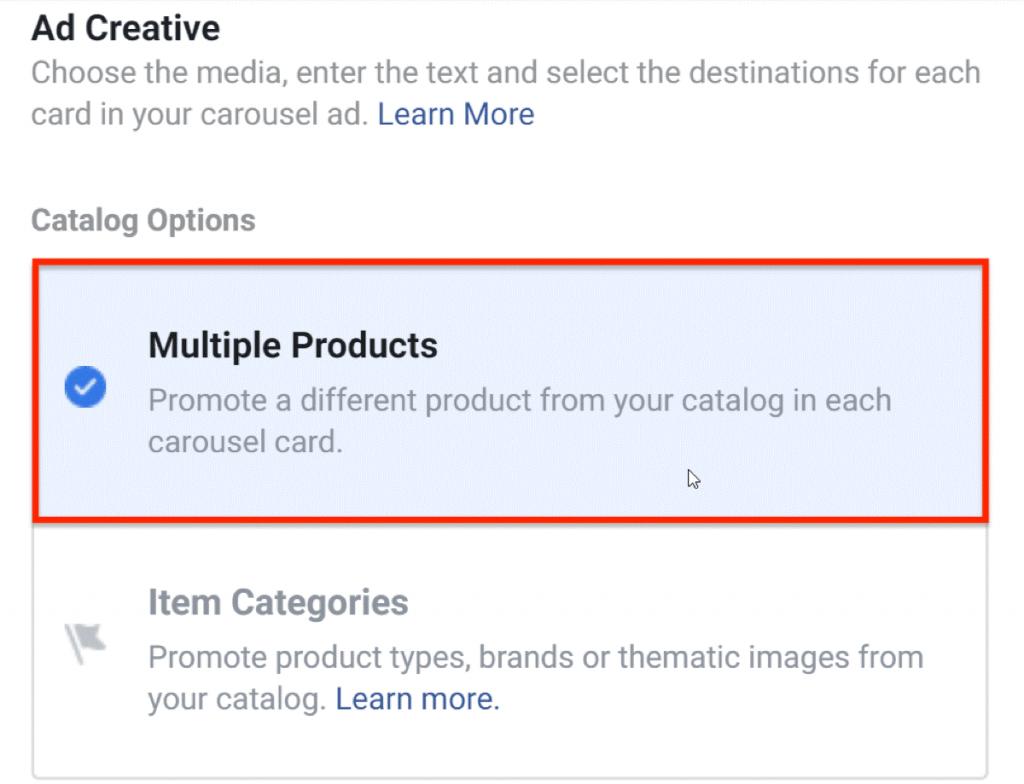 Design Your Facebook Ad Creative